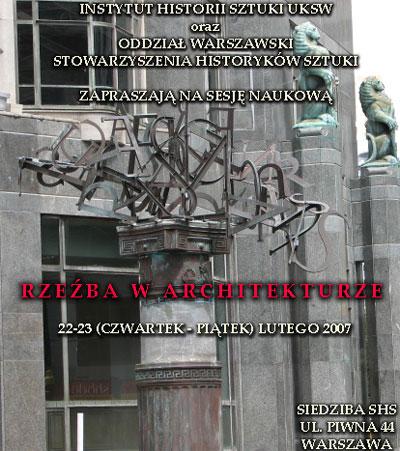 Architektura polski portal architektury www w for Portal w architekturze